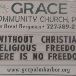 Here's Your Sign – Christian Freedom